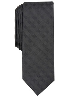 Original Penguin Penguin Men's Wefald Skinny Check Tie