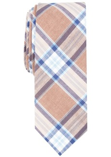 Penguin Men's Widmark Check Skinny Tie