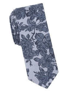 Penguin Moodie Floral Cotton Tie