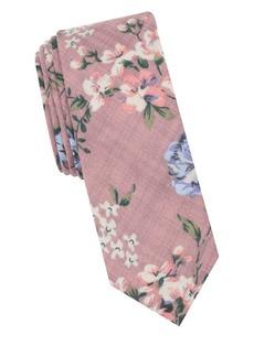 Penguin Nenad Floral Tie