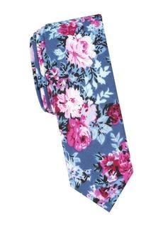Penguin Poole Floral Tie