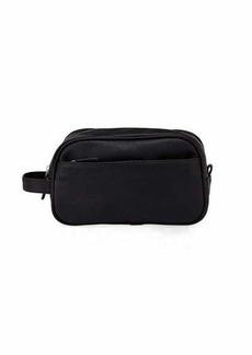 Penguin Saffiano Leather Travel Kit