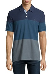 Original Penguin Short-Sleeve Colorblock Polo Shirt