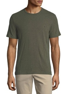 Penguin Short-Sleeve Slub-Knit Logo T-Shirt