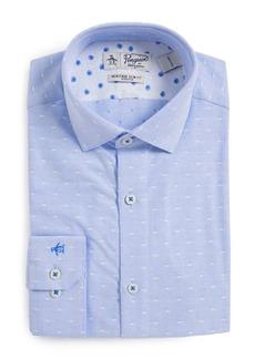 Penguin Slim-Fit Cotton Dress Shirt