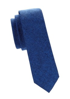 Penguin Tamai Woven Cotton Slim Tie
