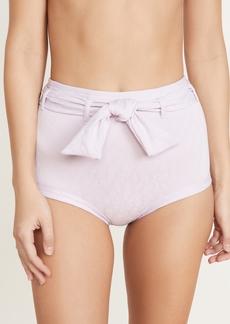 Peony Swimwear Lavender Bikini Bottoms