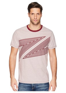 Perry Ellis Abstract Print T-Shirt