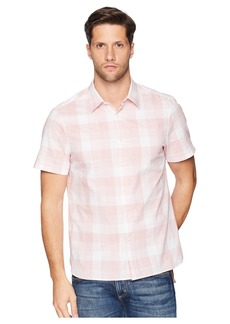 Perry Ellis Essential Plaid Pattern Shirt