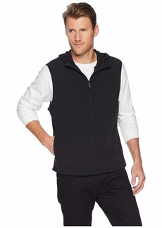 Perry Ellis Hooded Tech Total Stretch Vest