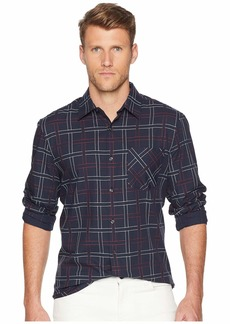 Perry Ellis Large Plaid Shirt