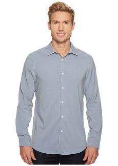 Perry Ellis Mini Check Total Stretch Dress Shirt