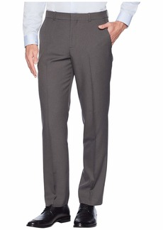 Perry Ellis Modern Fit Small Check Performance Pants