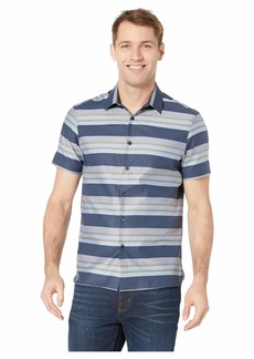 Perry Ellis Multi Stripe Shirt