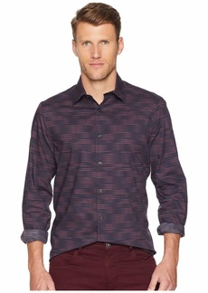 Perry Ellis Multicolor Pattern Shirt