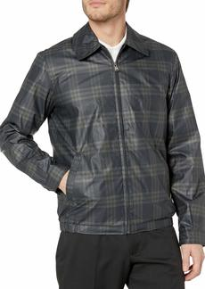 Perry Ellis - Men's Outerwear Men's Lightweight Classic Golf Jacket  S