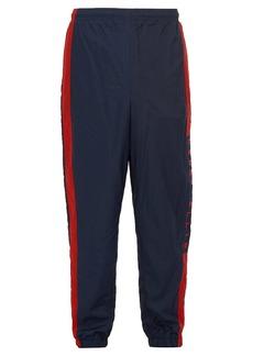 Perry Ellis America Side-stripe track pants