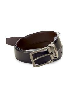 Perry Ellis Anna Leather Belt