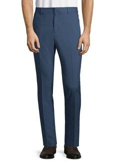 Perry Ellis Classic Flat-Front Pants