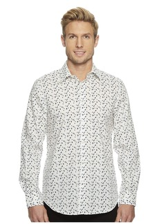 Perry Ellis Confetti Printed Woven Shirt