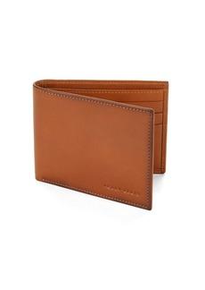 Perry Ellis Leather Bi-Fold Wallet