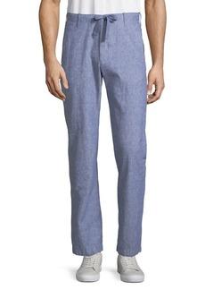 Perry Ellis Lightweight Drawstring Pants