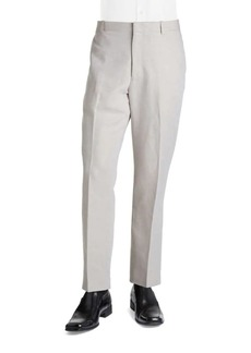 Perry Ellis Linen-Blend Trousers