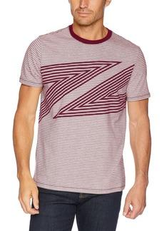 Perry Ellis Men's Abstract Print Tee Shirt