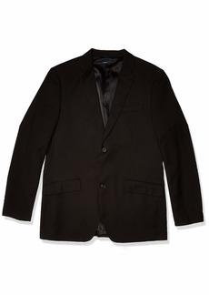 Perry Ellis Men's Big & Tall Solid Suit Jacket  46 Long