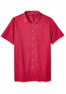 Perry Ellis Men's Big and Tall Arrow Print Stretch Shirt  3X Large