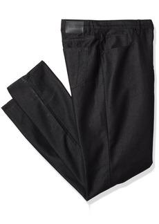 Perry Ellis Men's Big and Tall Dark Indigo Five Pocket Denim Dark Indigo-4BSB9890 44W X 30L