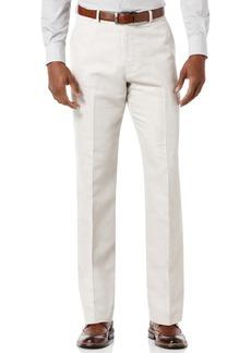 Perry Ellis Men's Big and Tall Linen Blend Pants
