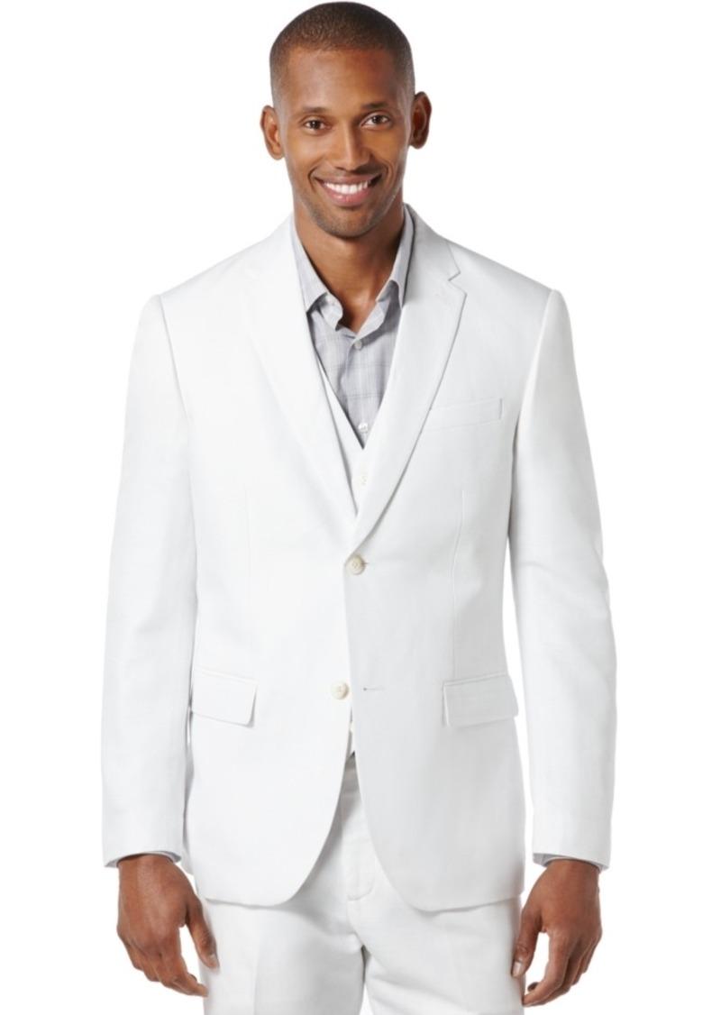 4ba64bacb Men's Big and Tall Linen Blend Suit Jacket