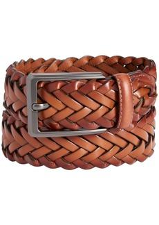 Perry Ellis Men's Braided Belt