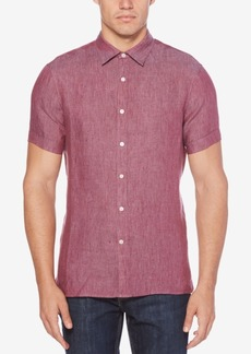 Perry Ellis Men's Button-Front Shirt