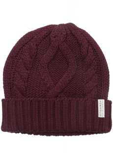 Perry Ellis Men's Cable Knit Watch Cap