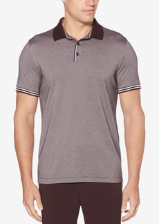 Perry Ellis Men's Classic Fit Striped Polo