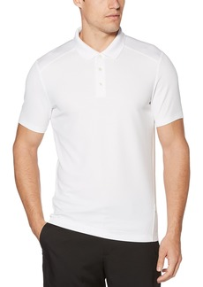 Perry Ellis Men's Color Block Jacquard Polo  Extra Extra Large