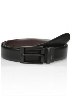 Perry Ellis Men's Cop Belt black/Brown