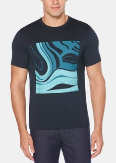 Perry Ellis Men's Geo Graphic T-Shirt