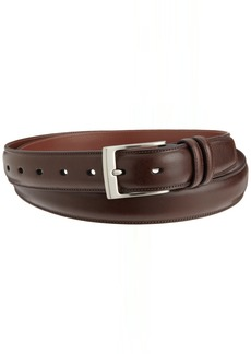 Perry Ellis Mens Hc Milled Big And Tall Belt   SP