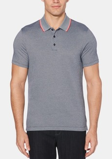 Perry Ellis Men's Jacquard Polo