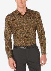 Perry Ellis Men's Kaleidoscope-Print Shirt