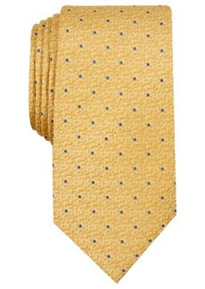 Perry Ellis Men's Keaton Dot Silk Tie