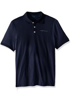 Perry Ellis Men's Logo Pima Cotton Polo