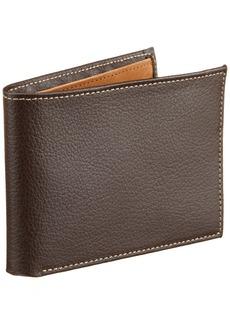 Perry Ellis Men's Ny Simple Bifold Wallet