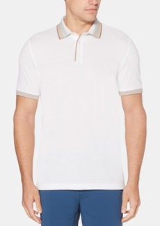 Perry Ellis Men's Ombre Collar Polo