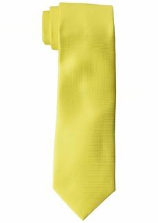 Perry Ellis Men's Oxford Solid Tie
