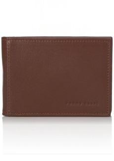 Perry Ellis Men's Perry Ellis Portfolio Front Pocket RFID Blocking Wallet