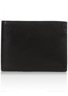 Perry Ellis Men's Perry Ellis Portfolio RFID Blocking Passcase Wallet